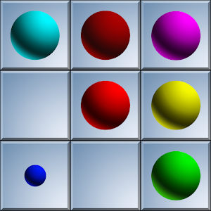 Lines Deluxe - Color Ball