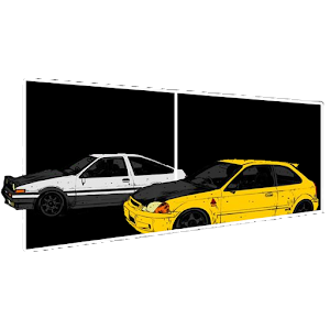 Cover art TOUGE PROJECT: RACE AND DRIFT+