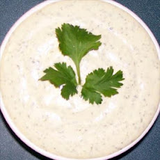 Cilantro Mayonnaise - South Beach Diet