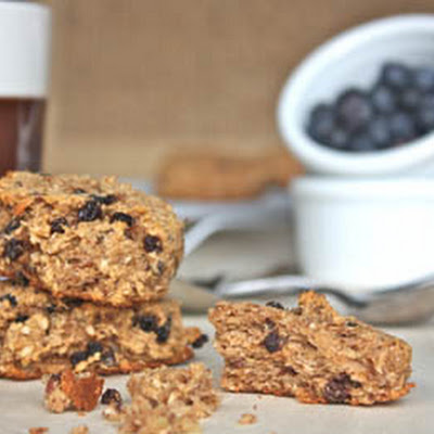 Coconut Flour Breakfast Cookies