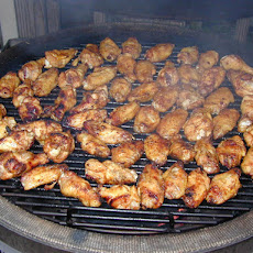 Great Grilled Wings!!