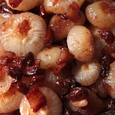 Roasted Onions Agrodolce Recipe