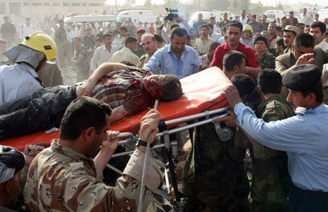 09 May 2007 19 and wounded 70 people erbil hewler katliam bomb