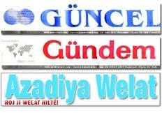 Kürt medyasına 30 kez kapatma cezası verildi