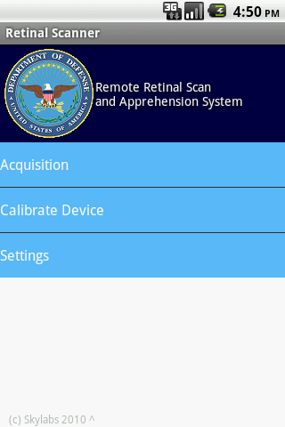 【免費工具App】Retinal Scanner-APP點子