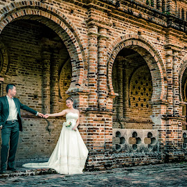 Keith & Jac 2.0 by Mark Vong - Wedding Bride & Groom ( kellie castle, wedding photography, prewedding, asian wedding, bride and groom )