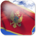 3D Montenegro Flag +