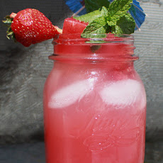 Watermelon Limoncello Cocktail