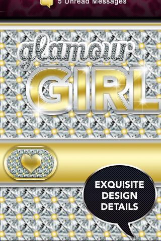 Glamour Girl Go Locker