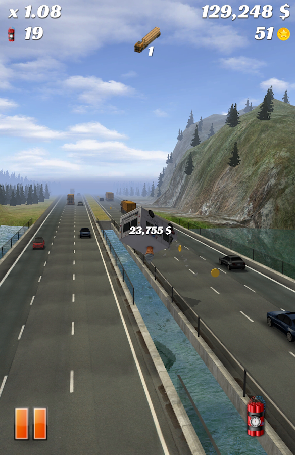 Highway Crash Derby Screenshot 7