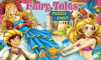 Screenshot of Fairy Tales Jigsaw Puzzle