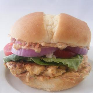 Mediterranean Chicken Burger Recipes