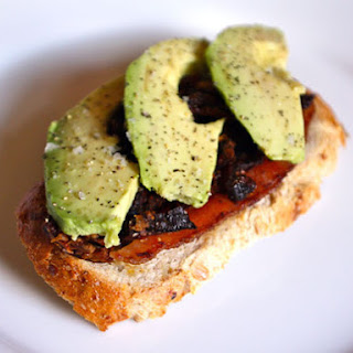 Bacon, Avocado, and Sun-Dried Tomato Sandwich