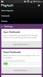 App GRE Flashcards apk for kindle fire