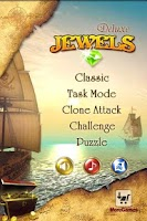 Screenshot of Jewels Deluxe