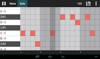 Screenshot of GrooveMixer - Music Beat Maker