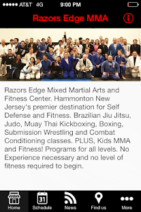 Razors Edge MMA - screenshot