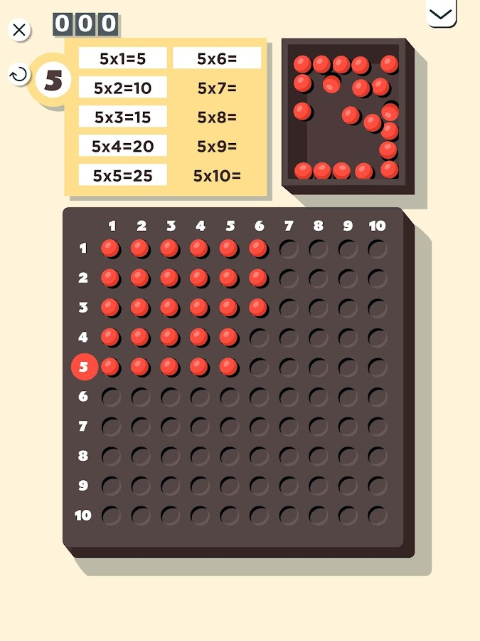 Montessori Math Multiplication Screenshot 6