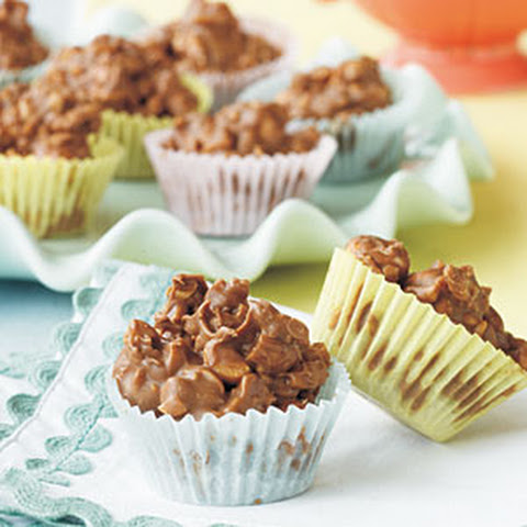 Rocky Road-Peanut Butter Candy Cups