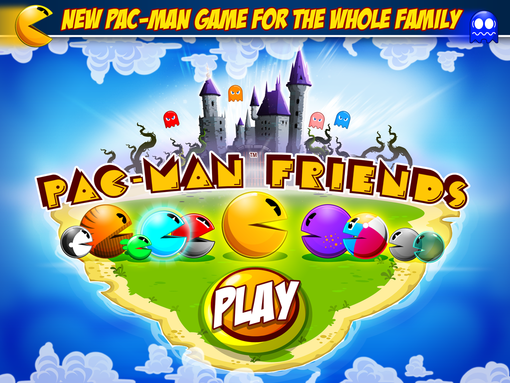 PAC-MAN Friends Screenshot