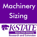 Machinery Sizing icon