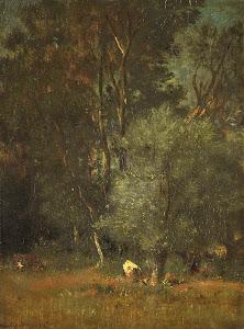 RIJKS: Jules Dupré: painting 1889