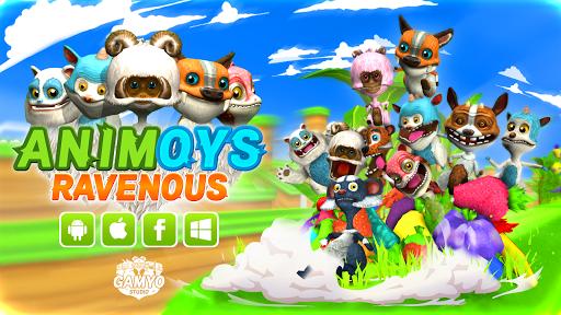 Animoys : Ravenous