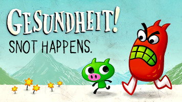 Screenshot of Gesundheit!