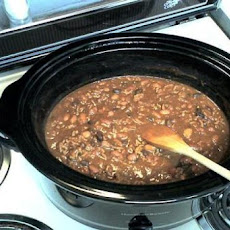 Texas New Mexico Chili