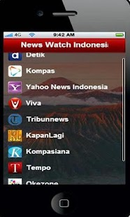 Berita Watch Indonesia - screenshot