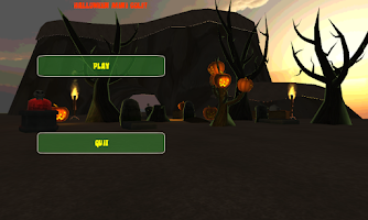 Screenshot of Halloween Mini Golf Games 3D