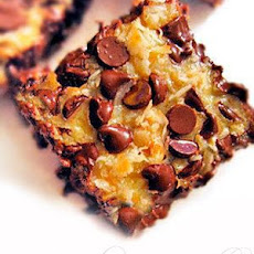 Coconut Chocolate Nirvana Layers Bar