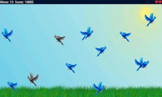 Screenshot of Shoot The Bird