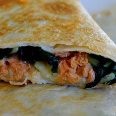Heart-Healthy Salmon Quesadillas
