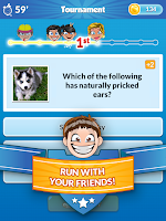 Screenshot of Quiz Run - Fun game