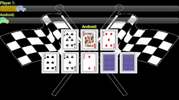 Screenshot of Race Poker Lite