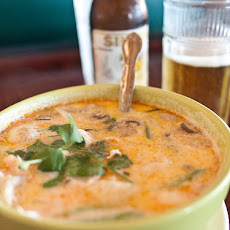 Spicy Tom Kha Noodle