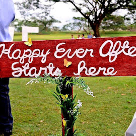 Happy ever after. by Sarah Faith Dela Peña - Wedding Details