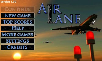 Screenshot of Air Lane Lite