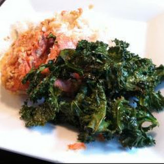 Kale Chips Flavors Recipes