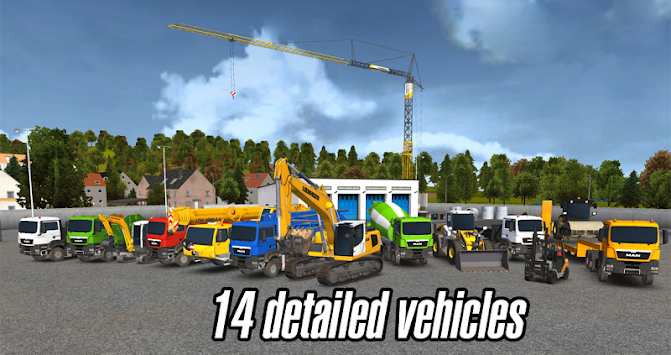 Construction Simulator 2014 APK screenshot thumbnail 12