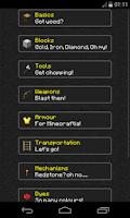 Screenshot of Craft! - A Minecraft Guide