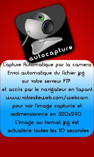 AutoCaptureCamFTP