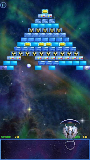 Meteor Brick Breaker HD