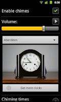 Screenshot of Chime Time