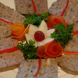 PATÉ ARDENNAIS    by Sinta M. Rosarius - Food & Drink Meats & Cheeses