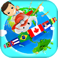 Geography Quiz Game 3D 1.10 icon