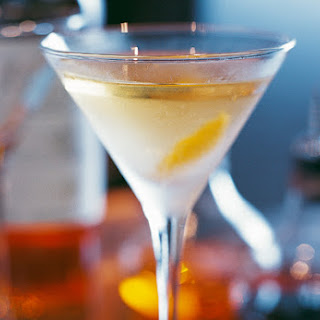 Smoky Martini