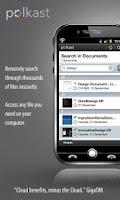 Screenshot of Access Files  - Over WiFi!