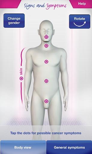 【免費醫療App】Cancer Signs and Symptoms-APP點子